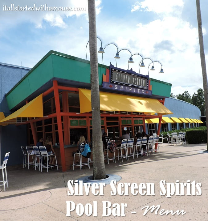 Silver Screen Spirits Pool Bar