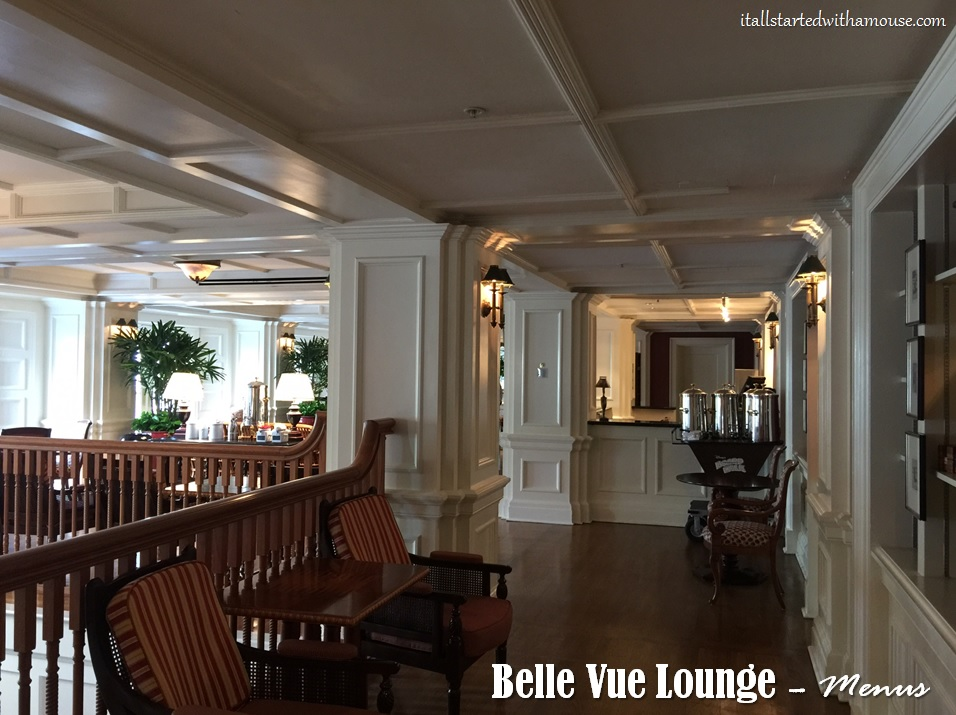 Belle Vue Lounge