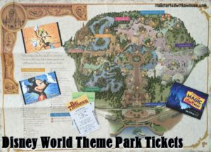 Disney World Theme Park Tickets Overview #itallstartedwithamouse
