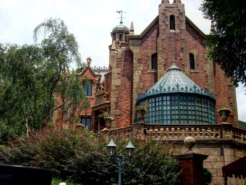 The Haunted Mansion #itallstartedwithamouse