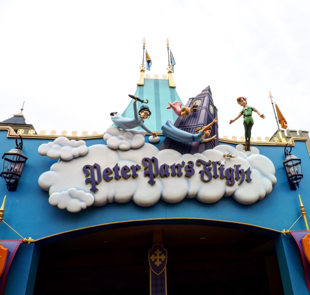 Peter Pan's Flight #itallstartedwithamouse